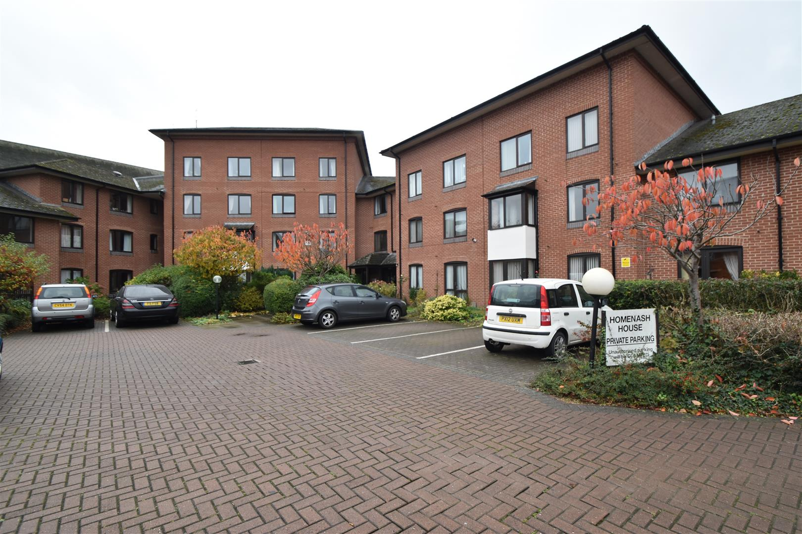 1 Bedroom Retirement Property for sale in St. Georges Lane North, Worcester